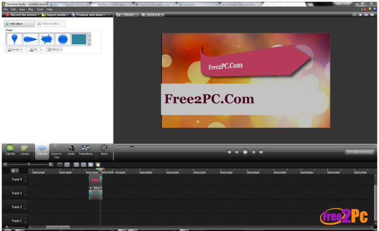 Camtasia Studio 8 Crack Plus License Key Latest Version Is Here
