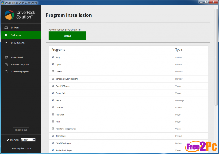 Driverpack Solution Online Installer Full Version Free Download Is Here