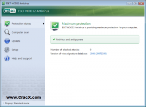 ESET NOD32 Username and Password 2015 Crack Full Free