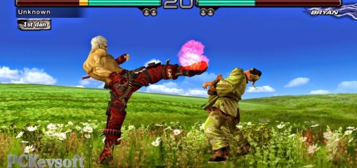 Tekken 5 Game For PC Highly Compressed Free Download