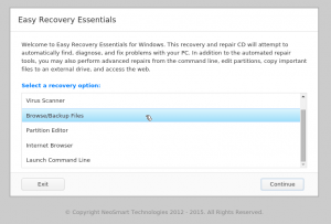 Easy Recovery Essentials Free Download Crack For Windows 7