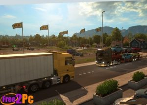 Euro Truck Simulator 2 Activation Key Crack Download Latest