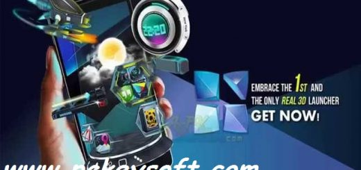 Next Launcher 3D Shell 3.20.2 Apk Cracked Latest Is Here
