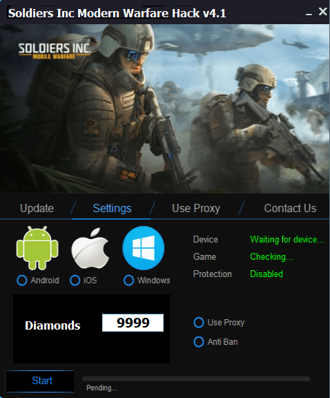 Soldiers Inc Mobile Warfare Hack