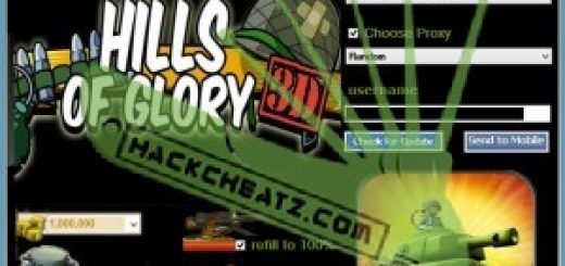 Hills of Glory 3D Hack Cheat Tool