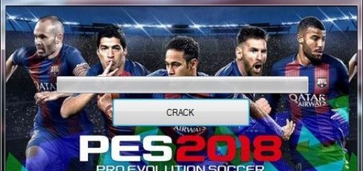 Pro Evolution Soccer 2018 Crack v2.2