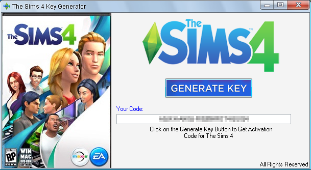 The Sims 4 Get Together Serial Key