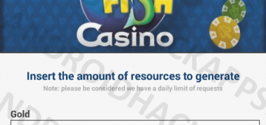 Big Fish Casino Hack APK Gold and Chips