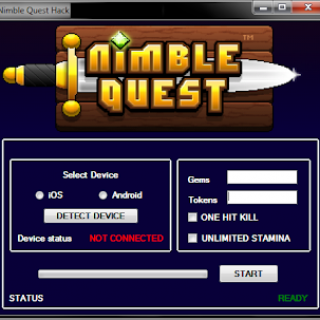Nimble Quest ios/Android Hack tool