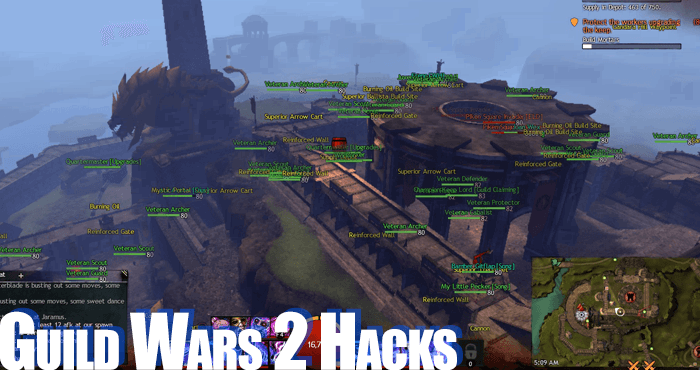 Guild Wars 2 (GW2) Bots, Hacks, Dupe Exploits and other Cheats
