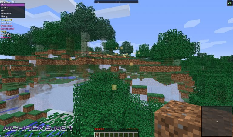 Huzuni for Minecraft 1.11.22