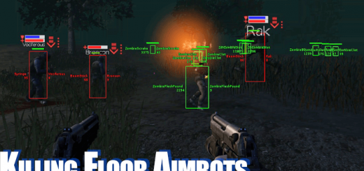 Killing Floor Cheats, Hacks, Aimbots and other Exploits [KF]