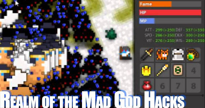 Realm of the Mad God Hacks, Cheats and Bots