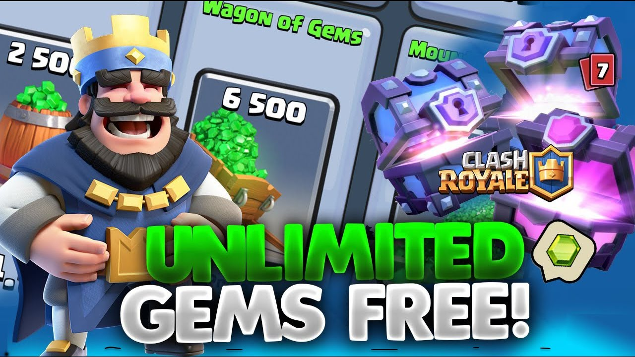 Clash Royale Hack & Cheats (Get Unlimited Gold and Gems)12