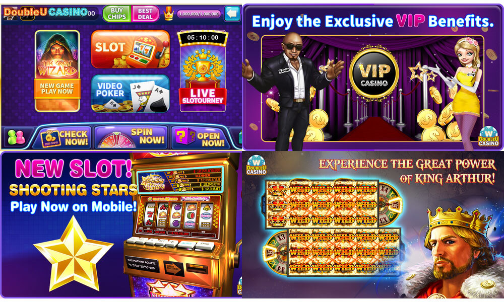 DoubleU Casino Free Chips Hack & Cheats (100% Working)