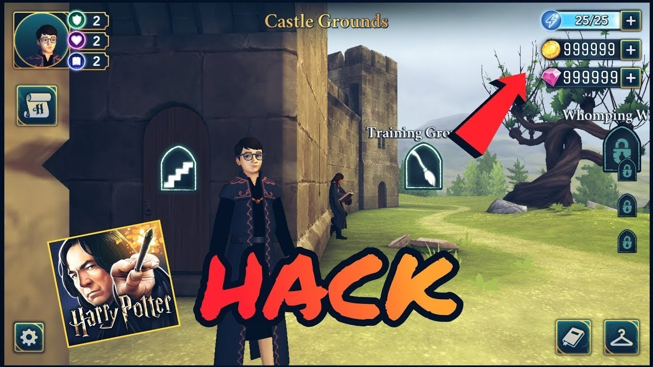 Harry Potter Hogwarts Mystery Cheats & Hack (Unlimited Coins & Gems)12