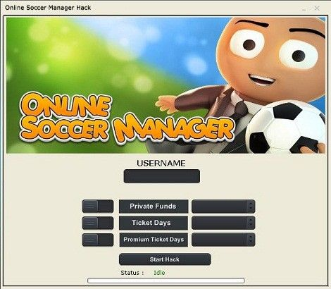 Online Soccer Manager Hack & Cheats (Unlimited OSM Tokens & Coins)1