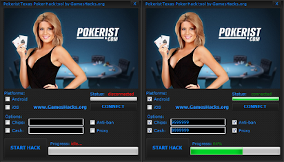 Pokerist Cheats & Hack Unlimited Free Chips and Gold1