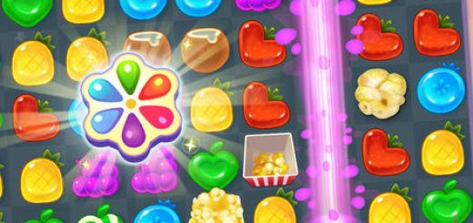 Tasty Treats – A Match 3 Hack (MOD, Unlimited Diamonds+Live) Apk+Data