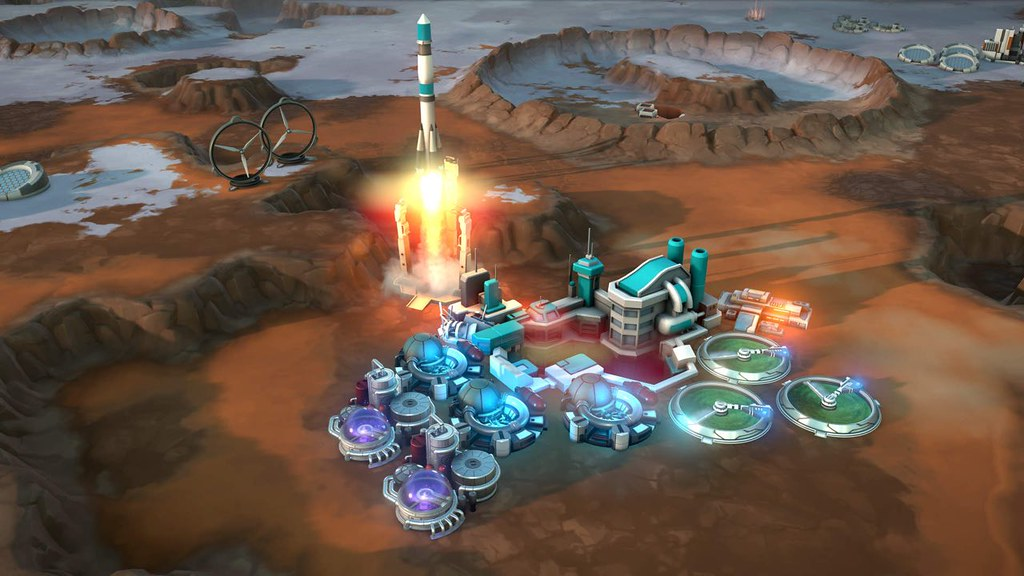 Offworld Trading Company 1.21 MAC From the lead designer of Civilization IV comes a brand new sort of technique sport: Offworld Trading Company, an financial technique sport.