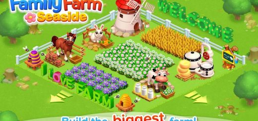 Family Farm Seaside 5.7.000 Apk + Mod for android Stunning and enjoyable farming simulation recreation. Elevate cute cattle and harvest various crops to make your farm a hit! It's as much as you to make your dream farm by the seaside. Begin constructing your dream farm now.