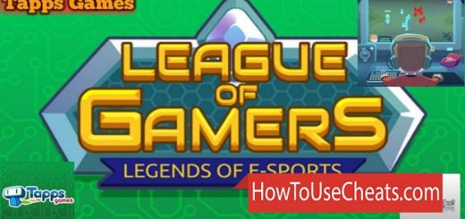 League of Gamers Hack, Cheat, Tips and Secrets League of Gamers is a kind of clicker the place you must play video video games. After all, right here you'll be able to turn out to be a cyber-athlete, very out of the blue and curiously. Make newfangled video games on your pc, use and overcome in League of Gamers hack . Decide a workforce of prime gamers owned and handle to get the easiest prize. And likewise, you should have the chance to be naughty alone, basically, there's at all times sufficient what awaits you in strange sports activities leisure for a pc, solely right here you'll have to turn out to be a personality that idle doesn't describe your life with out video video games and it constantly amuses doesn't create intermissions. In League of Gamers hack is enticing, as a result of for the length of all of the enjoyable, it is possible for you to to independently select the one which your individual is enjoying in, and additionally it is possible for you to to appropriate his urine. That is fairly robust.