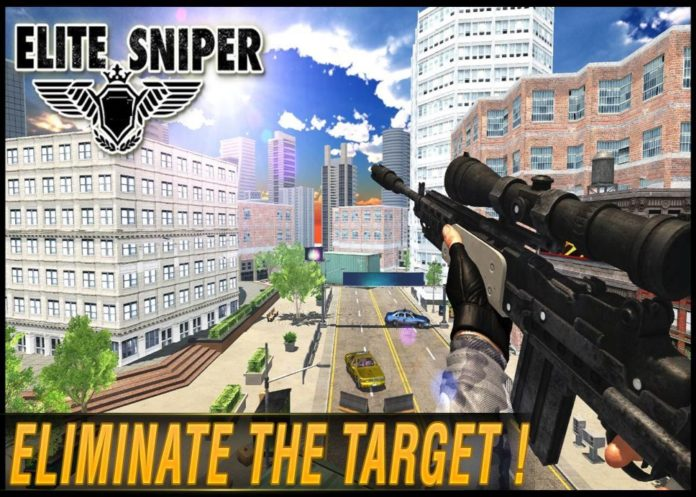 Elite Sniper Training APK Mod