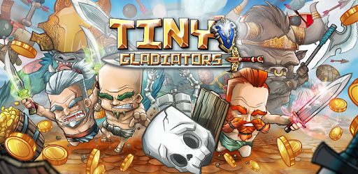 Tiny Gladiators 2: Heroes Duels - RPG Battle Arena