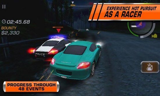 Need for Speed™ Hot Pursuit apk mod data
