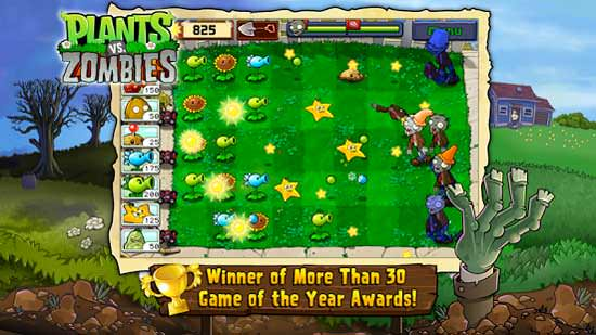 Plants vs. Zombies FREE apk mod Android