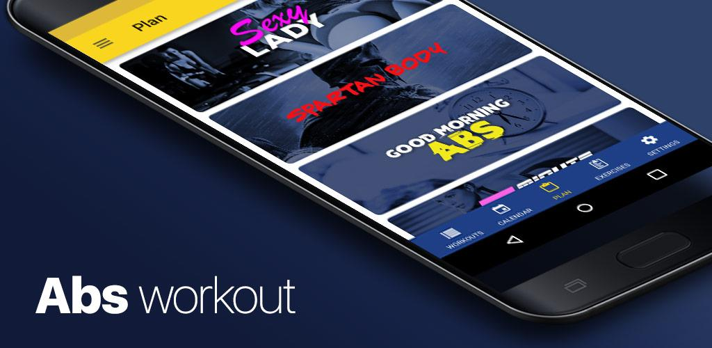 Abs Workout Daily Fitness Unlocked APK
