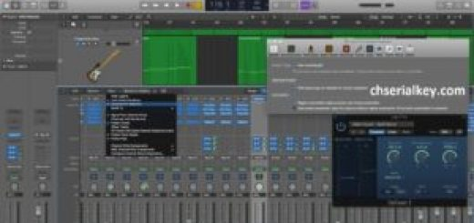 Logic Pro X Crack 10 Full Version With Serial Key [Latest] Logic Pro X 10.4.8 Crack is indeed the best software in this world. It is a professional and highly used music production software. We see that it is a product of Apple that works only for the macOS platform. Moreover, this program provides a single platform for performing different functions. The users will find that there is a wide range of effects and instruments in this app. It is quite clear that these tools help to add creativity and professional touch to the sound. The users will also find that there is also depth adding impacts that make the music more real. Moreover, it also provides us with recording facilities for creating quality music. Hence, we come to know that the vast number of software instruments and audio effects increase the quality of sound.