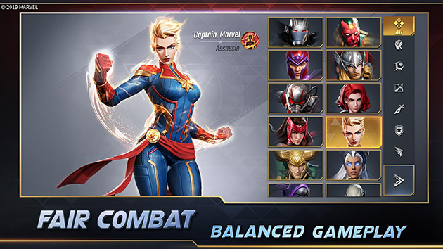 MARVEL Super War 3.6.0 APK