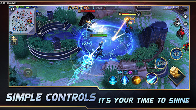 MARVEL Super War 3.6.0 APK 422