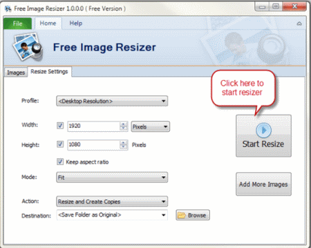 Light Image Resizer Crack Free v6.0
