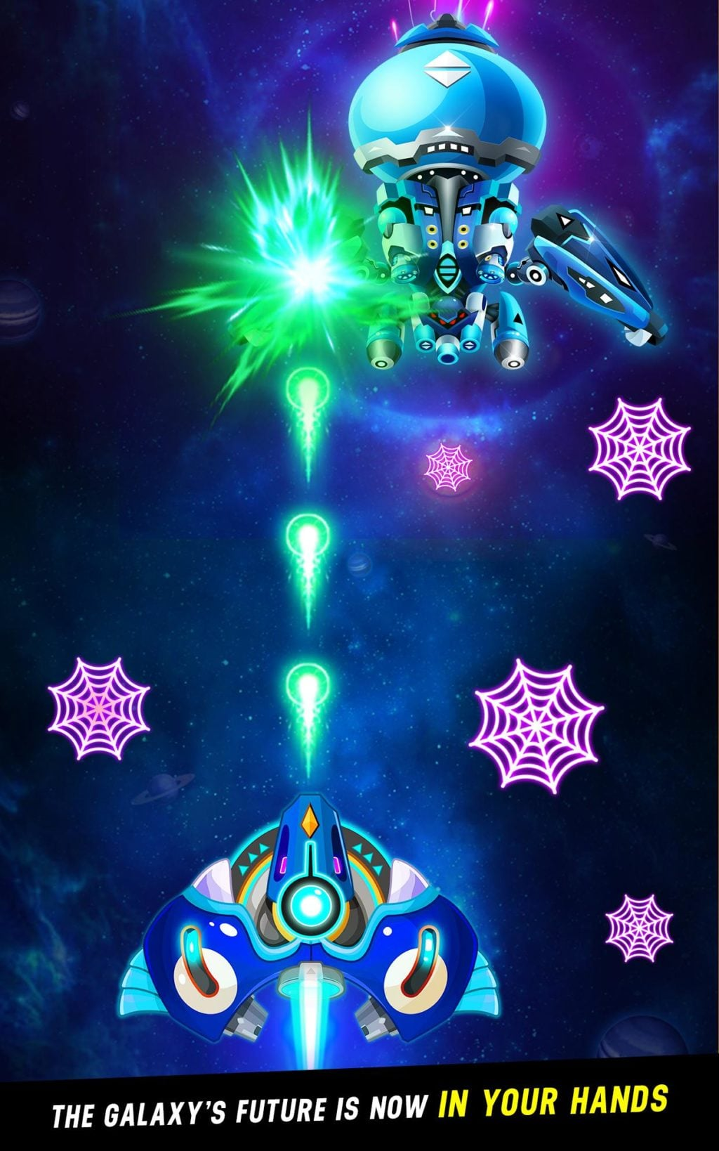 Space Shooter: Galaxy Attack MOD APK 3