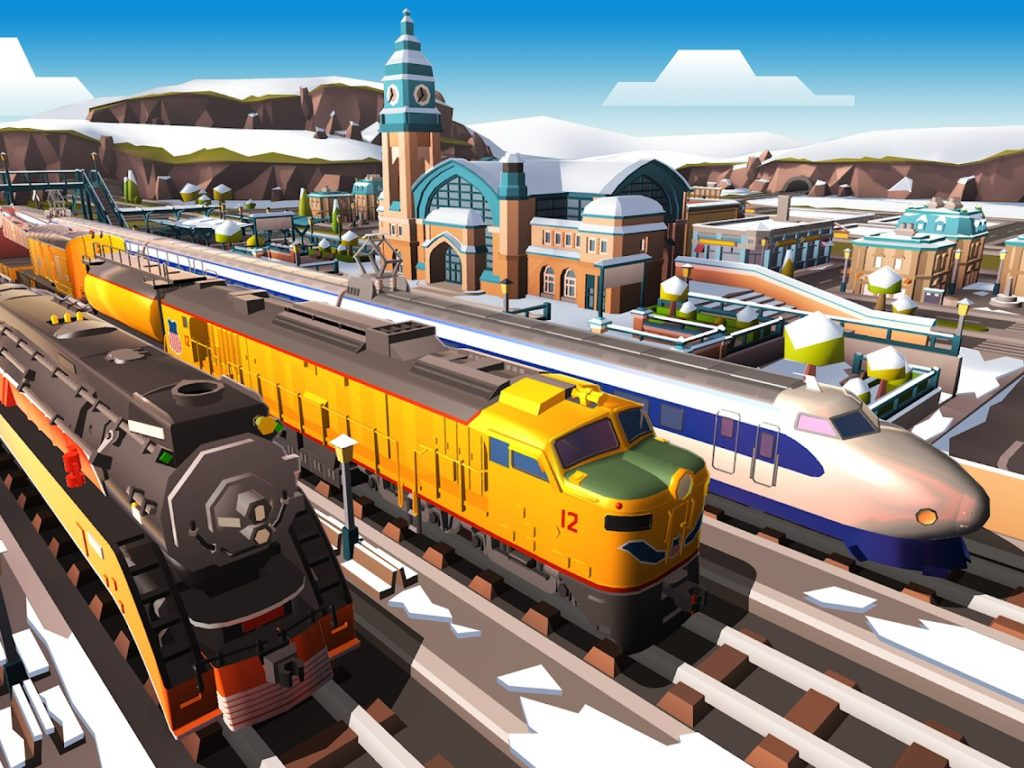 Train Station 2 APK MOD 2
