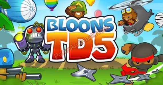 Bloons TD 5 Patch and Cheats money