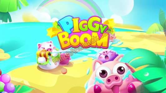 Piggy Boom Patch and Cheats coins, money