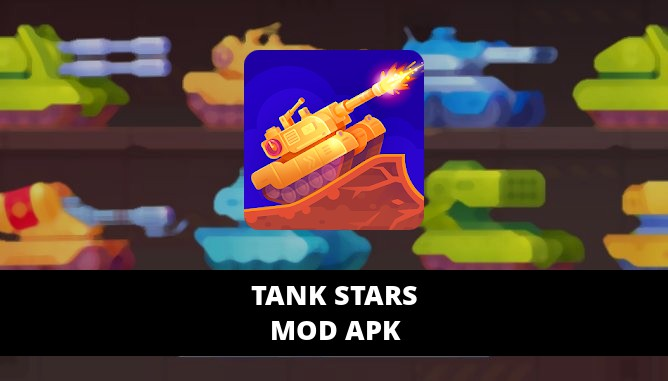 Tank Stars Featured Cover