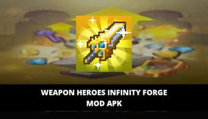 Weapon Heroes Infinity Forge Featured Cover